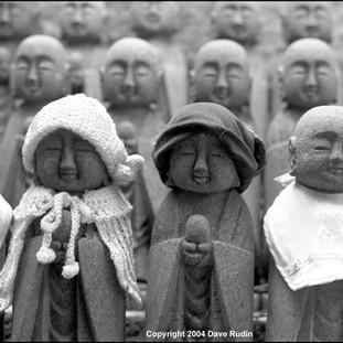 Votive Figures, Kamakura, 2004