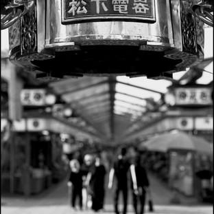Kaminari-mon Gate, Tokyo, 2004