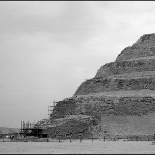 The Step Pyramid, Saqqara, 2017