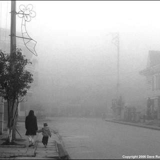 A Walk in the Fog, Sapa, 2006