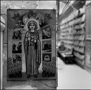 Christian Image, Cairo, 2017