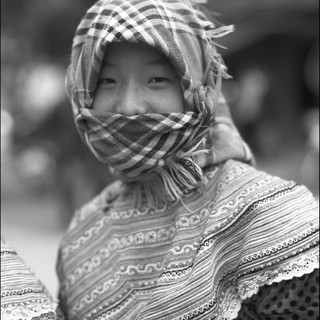 Smiling Face, Northern Vietnam, 2006
