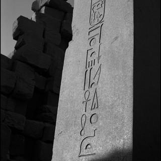 Obelisk of Hatshepsut, Karnak Temple, Luxor, 2017