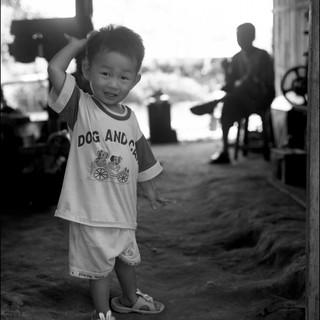 Small Boy, Mekong Delta Region, 2006