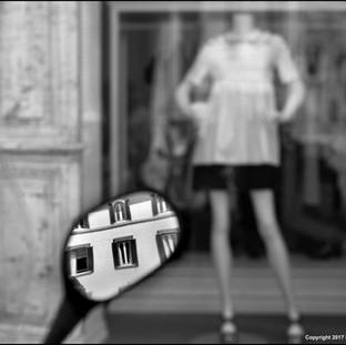 Street Window Fashion, Rome, 2017