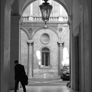 Turn Left, Rome, 2017