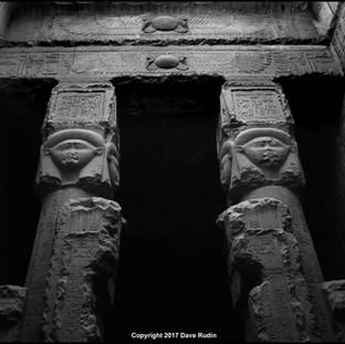 Temple of Hathor, Dendera, 2017