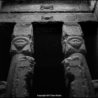 Temple of Hathor, Dendera, 2017