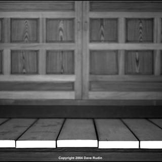 Boards, Ryuko-ji Temple, Matsumoto, 2004