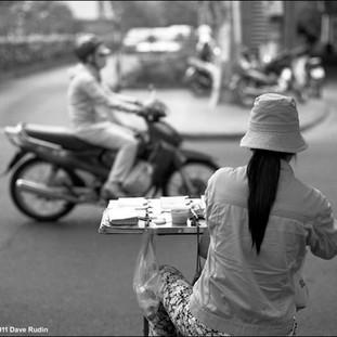 Street Scene, Ho Chi Minh City (Saigon), 2011