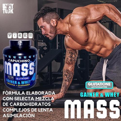 Mass Gainer de Whey Teck presentación 4kg