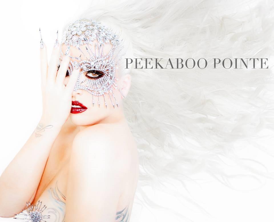 Peekaboo Pointe