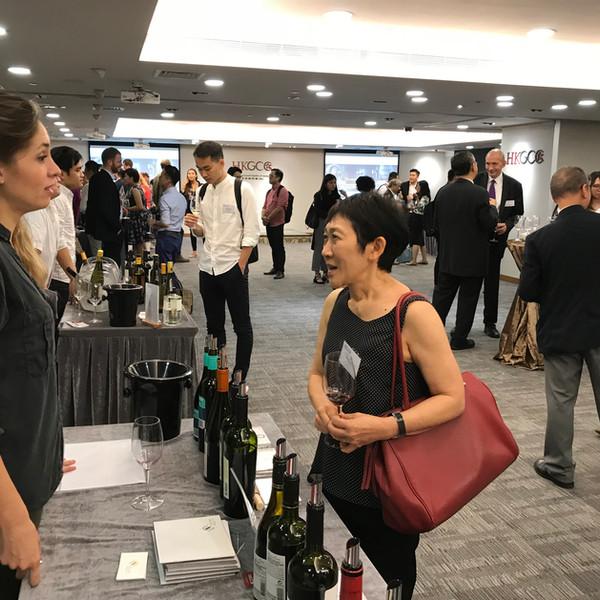 HKGCC Wine Fair