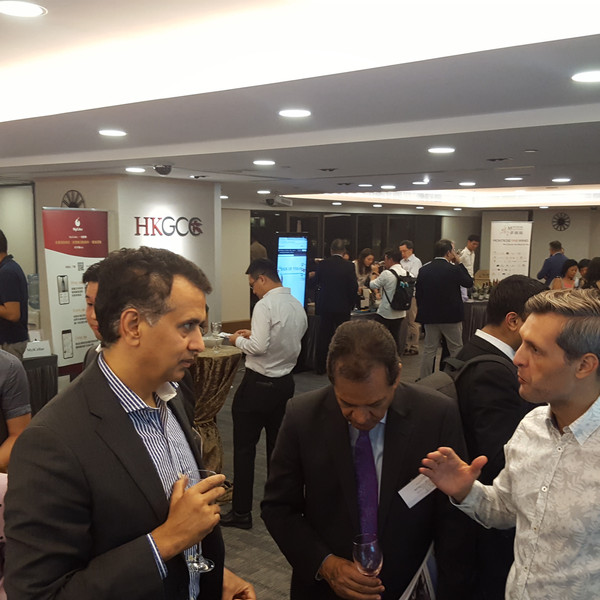 HK General Chamber of Commerce Annual Wine Event