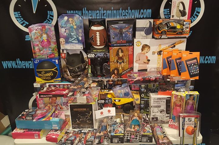 2017 W.A.M Show Toy Drive