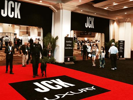 לאס וגאס JCK: הרגשה טובה ועסקים נמרצים