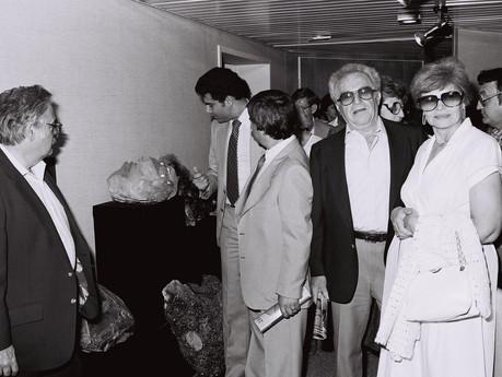ביקור תכשיטנים אמריקאים 1981