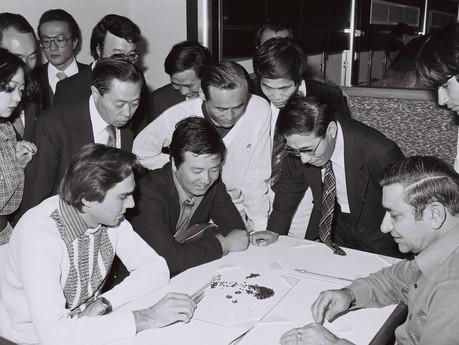 ביקור משלחת יפן 1980
