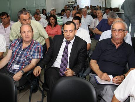 אסיפה כללית יולי 2012
