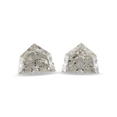 Shield Shape Diamond