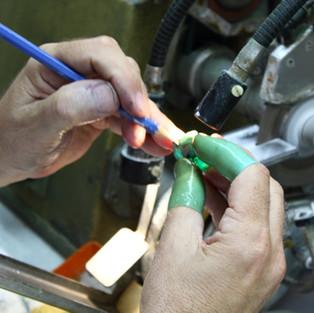Cutting Emerald