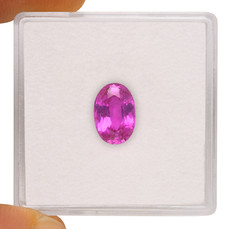 Pink Sri Lankan Sapphire