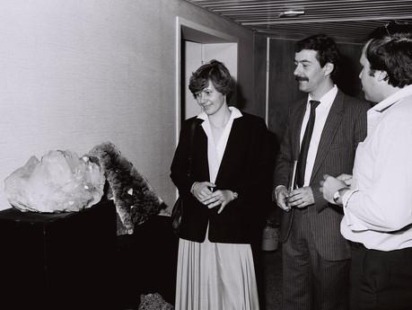 ביקור תכשיטנים גרמנים 1981