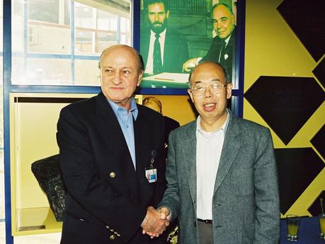 ביקור שגריר סין 2004