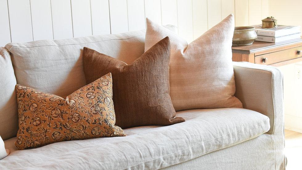 Neutral Spring  Pillow Combination