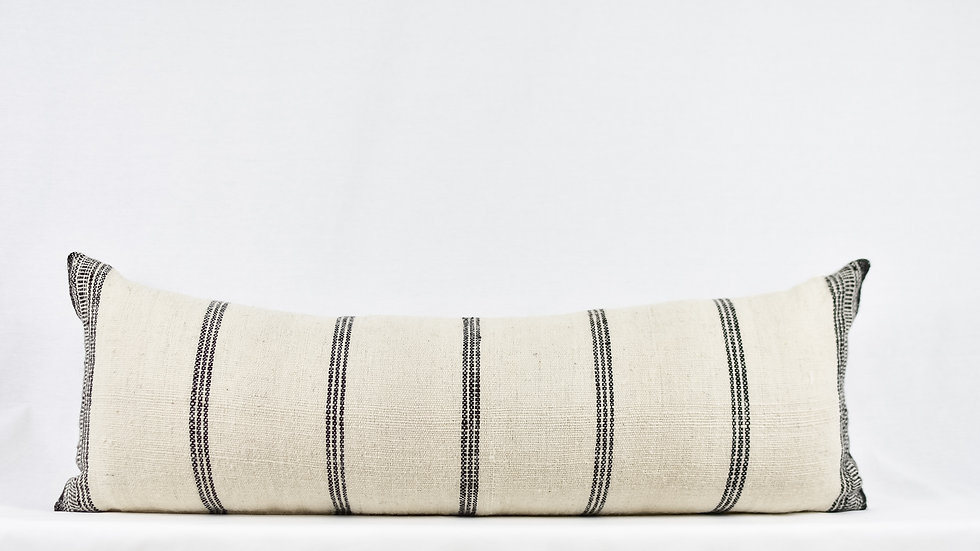 Heena Stripe long Lumbar