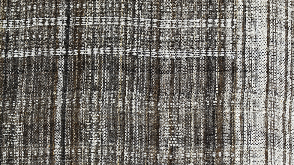 Striped Shaded Brown Blanket
