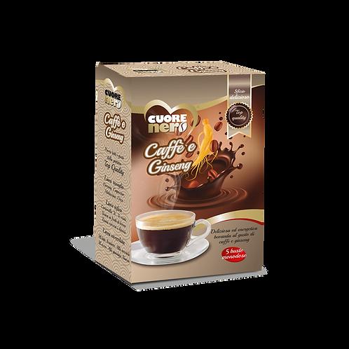 Caffè e Ginseng solubile