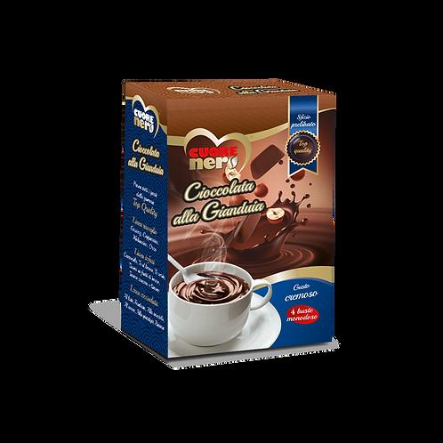 Cioccolato alla gianduia solubile