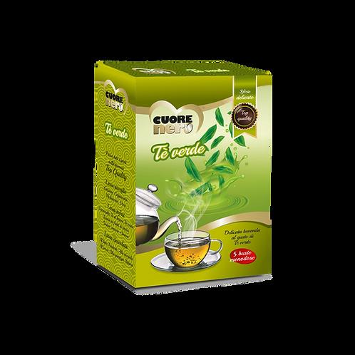 Tè verde solubile