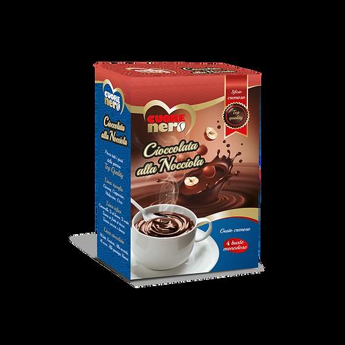 Cioccolato alla nocciola solubile
