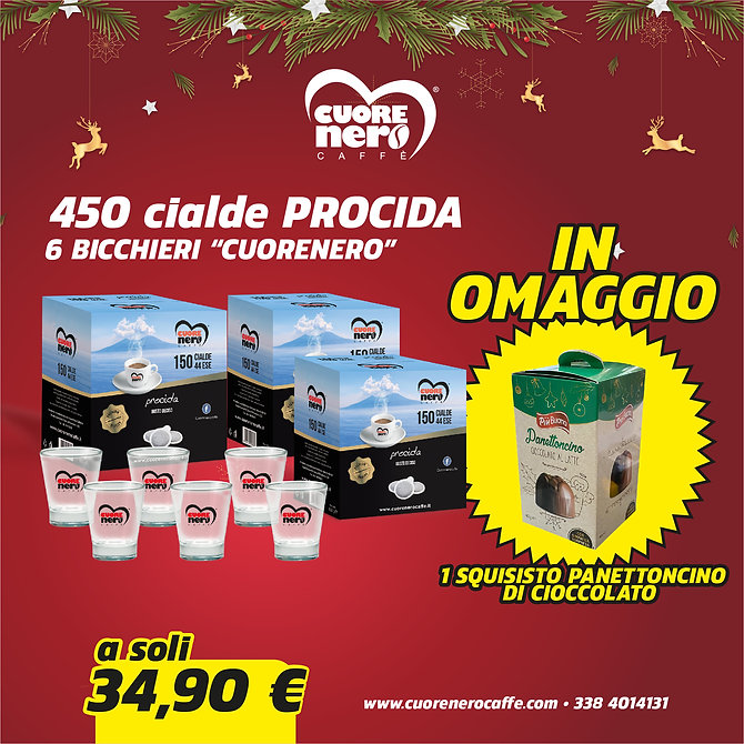 Promozione 450 PROCIDA + BICCHIERI_Tavol