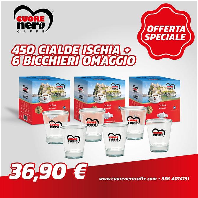 Promo 450 Ischia + bicchieri 36,90_Tavol