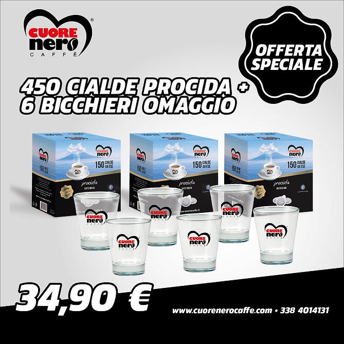 Promo 450 Procida + bicchieri 34,90_Tavo
