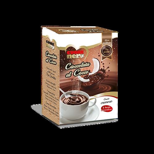 Cioccolato al cocco solubile