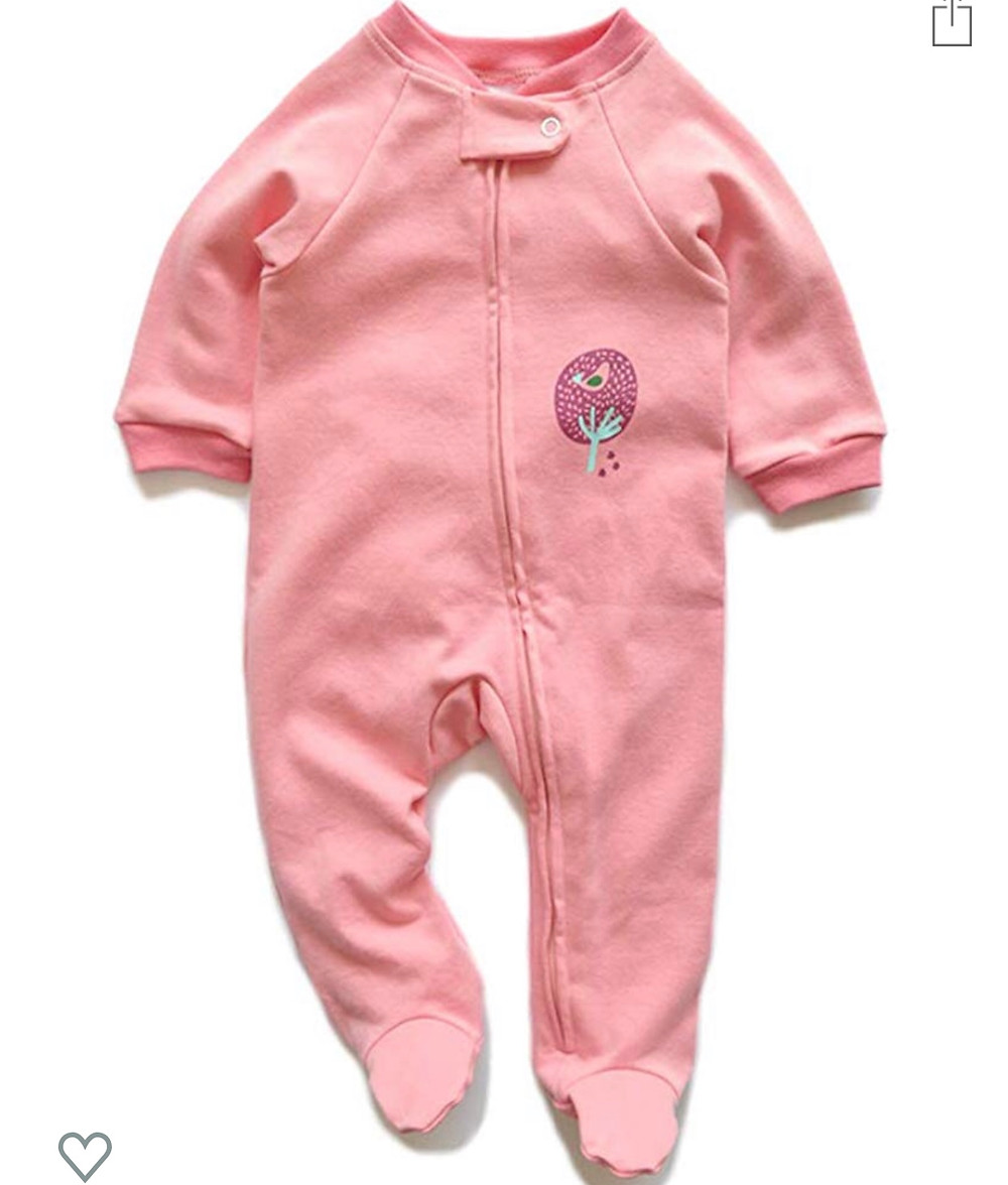 baby zipper sleeper new mom must haves underrated must haves