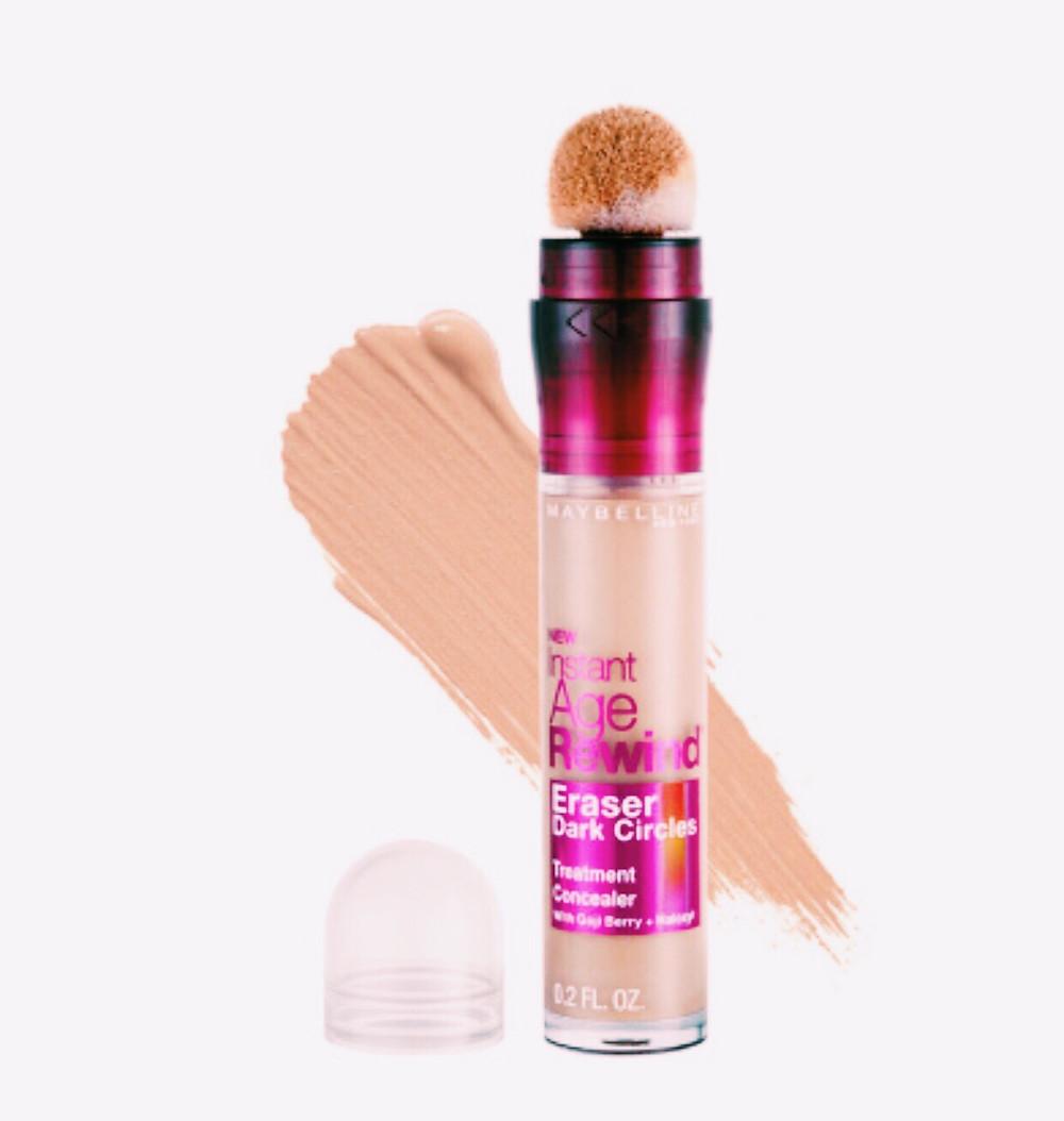 Maybelline Instant Age Rewind Concealer concealer makeup mommy makeup 15 min makeup fast makeup makeup