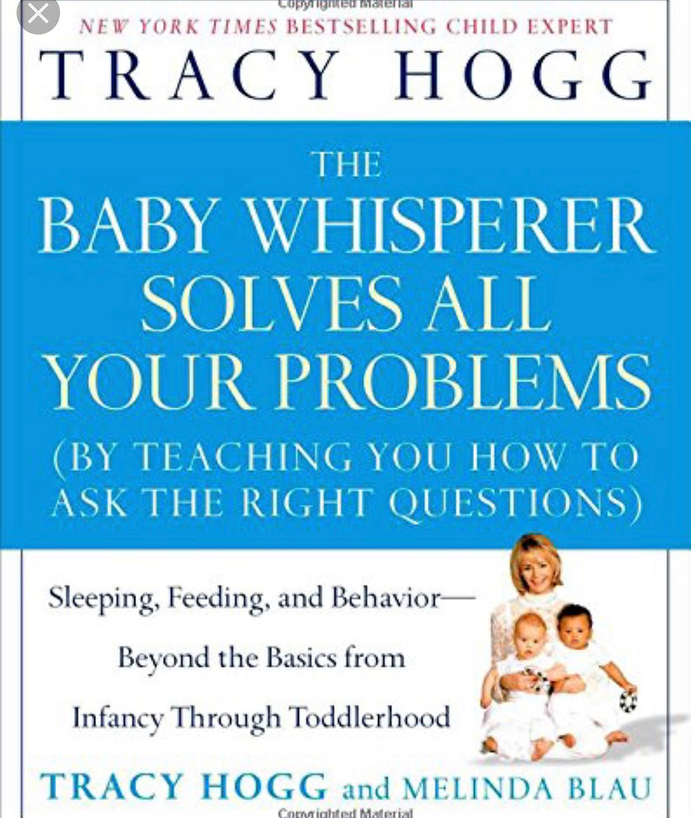 the baby whisperer book review young mom baby routine