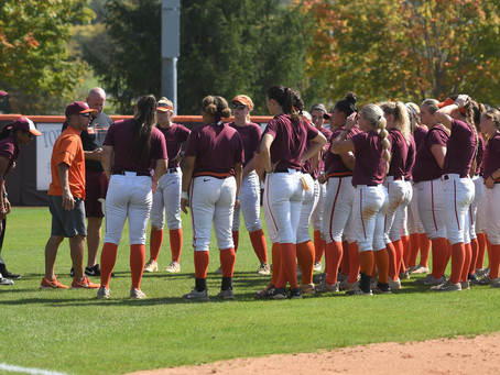 The Impact of COVID-19 on Virginia Tech Softball