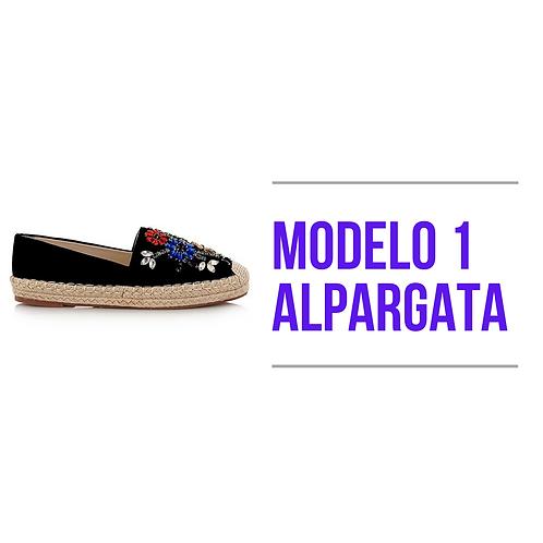 Modelo 1 - Alpargata