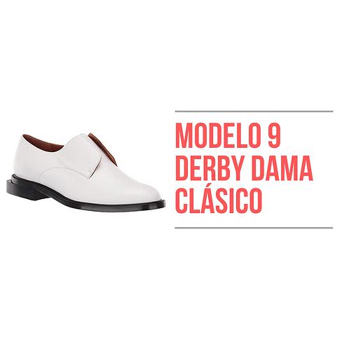 Modelo 9 - Derby Dama Clásico