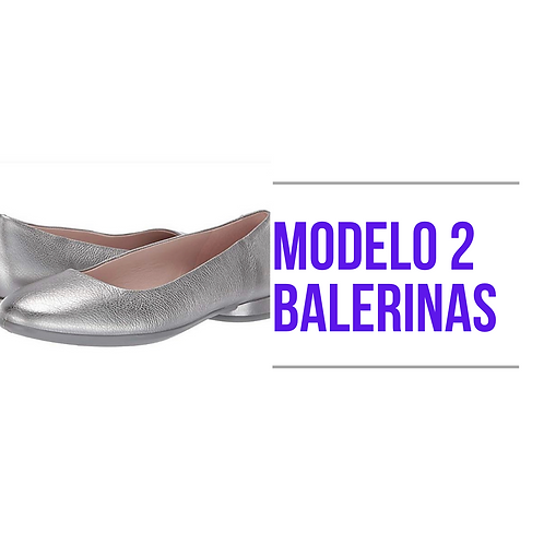 Modelo 2 - Balerinas