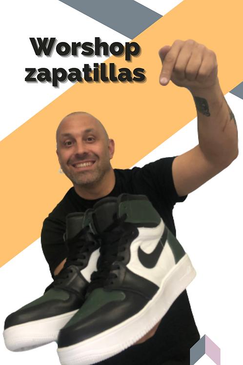 Workshop Zapatillas