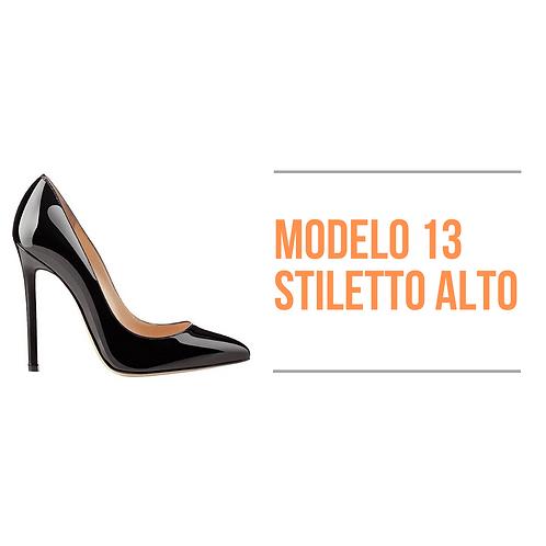 Modelo 13 - Stiletto Alto