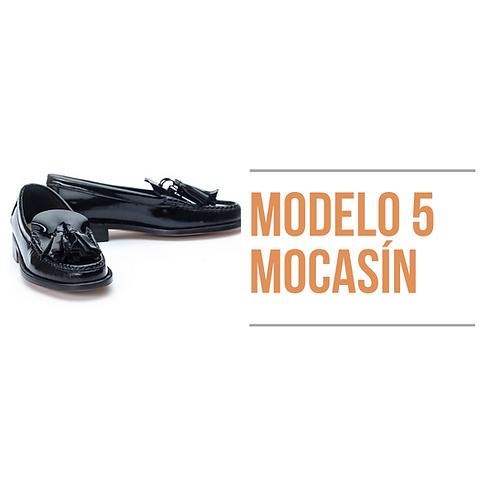 Modelo 5 - Mocasín