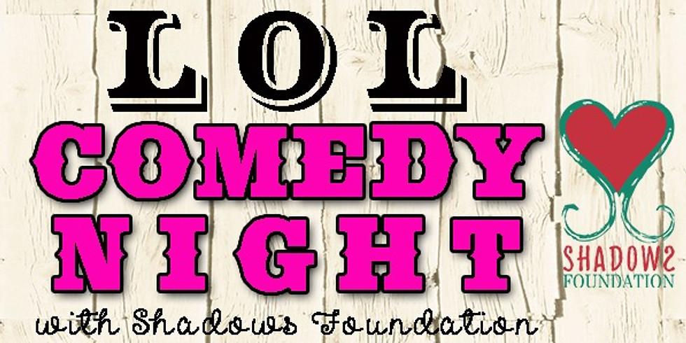 LOL Comedy Night - Dinner & Show